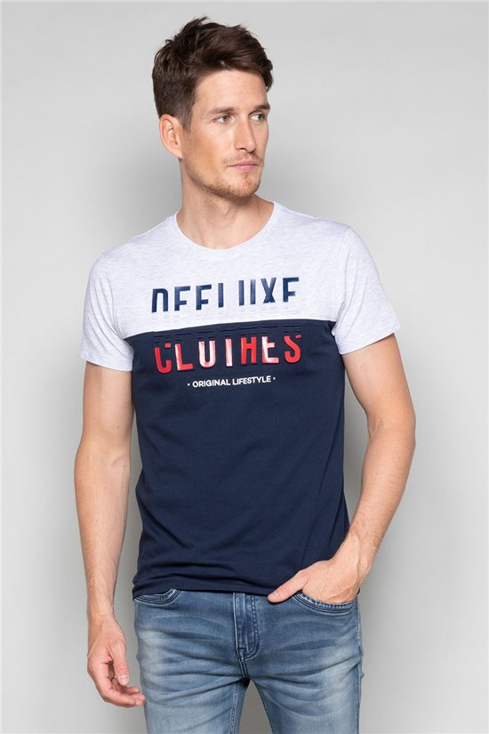 T-shirt T-shirt SPORTY Man W19168 (48353) - DEELUXE-SHOP