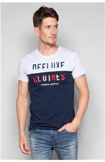 T-shirt SPORTY Man W19168 (48353) - DEELUXE-SHOP