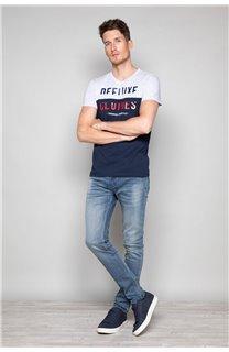 T-shirt SPORTY Man W19168 (48354) - DEELUXE-SHOP