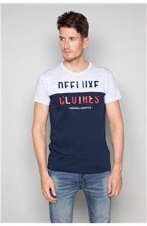 T-shirt SPORTY Man W19168 (48355) - DEELUXE-SHOP