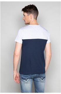 T-shirt SPORTY Man W19168 (48356) - DEELUXE-SHOP