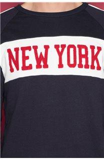Sweatshirt MANHATTAN Man W19530 (48389) - DEELUXE-SHOP