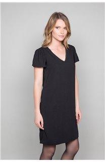 Dress Dress LIDIA Woman W19205W (48490) - DEELUXE-SHOP