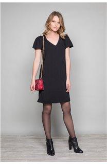 Dress Dress LIDIA Woman W19205W (48491) - DEELUXE-SHOP