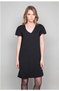 Dress Dress LIDIA Woman W19205W (48492) - DEELUXE-SHOP