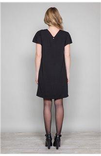 Dress Dress LIDIA Woman W19205W (48493) - DEELUXE-SHOP