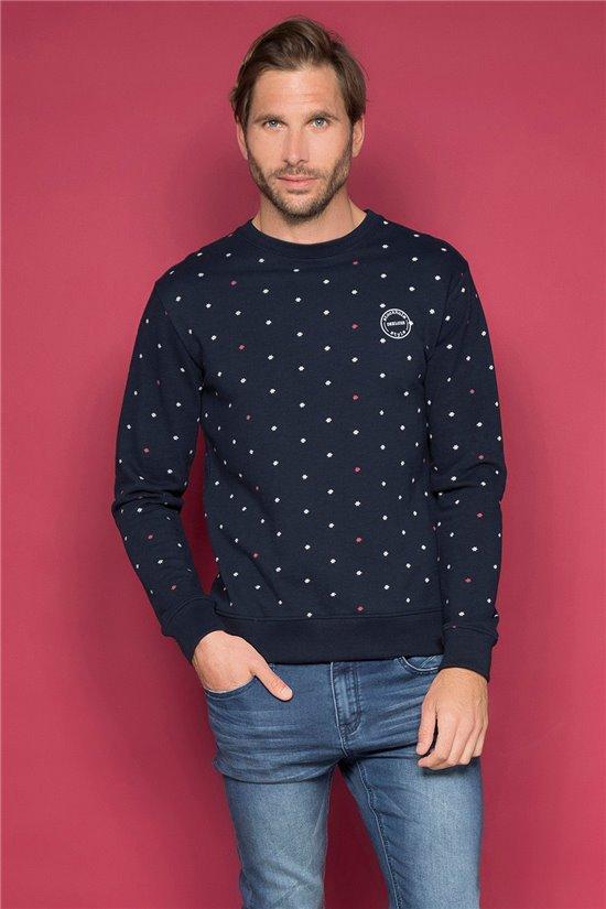 Sweatshirt NAGPUR Man W19534 (48558) - DEELUXE-SHOP