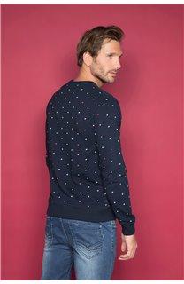 Sweatshirt NAGPUR Man W19534 (48561) - DEELUXE-SHOP