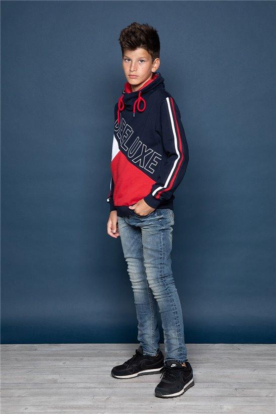 Sweatshirt MARIO Boy W19514B (48568) - DEELUXE-SHOP