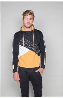Sweatshirt MARIO Man W19514 (48580) - DEELUXE-SHOP