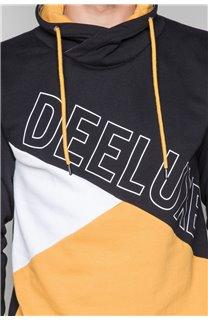 Sweatshirt MARIO Man W19514 (48582) - DEELUXE-SHOP