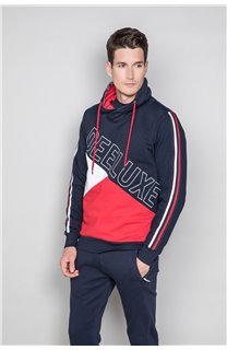 Sweatshirt MARIO Man W19514 (48585) - DEELUXE-SHOP