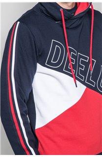 Sweatshirt MARIO Man W19514 (48587) - DEELUXE-SHOP