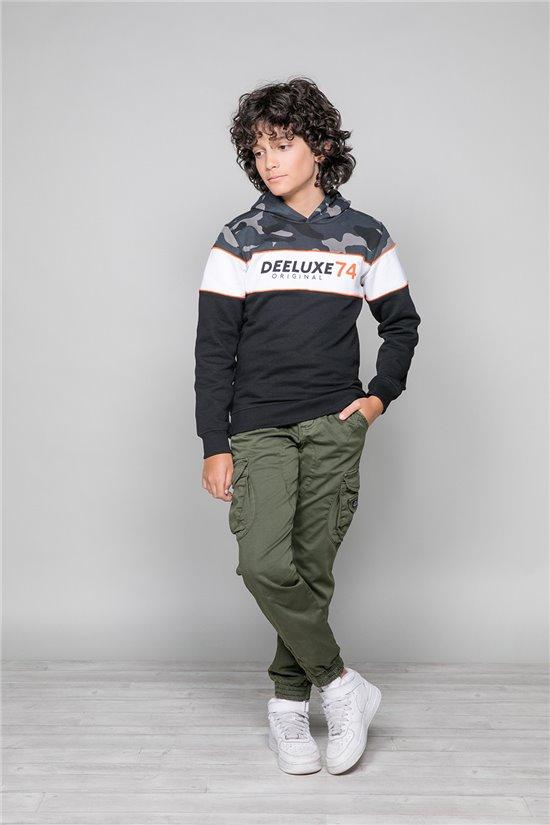 Sweatshirt Sweatshirt DRIBSON Boy W19517B (48607) - DEELUXE-SHOP