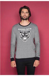 Sweater TOKYO Man W19318 (48608) - DEELUXE-SHOP