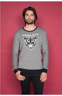 Sweater TOKYO Man W19318 (48611) - DEELUXE-SHOP