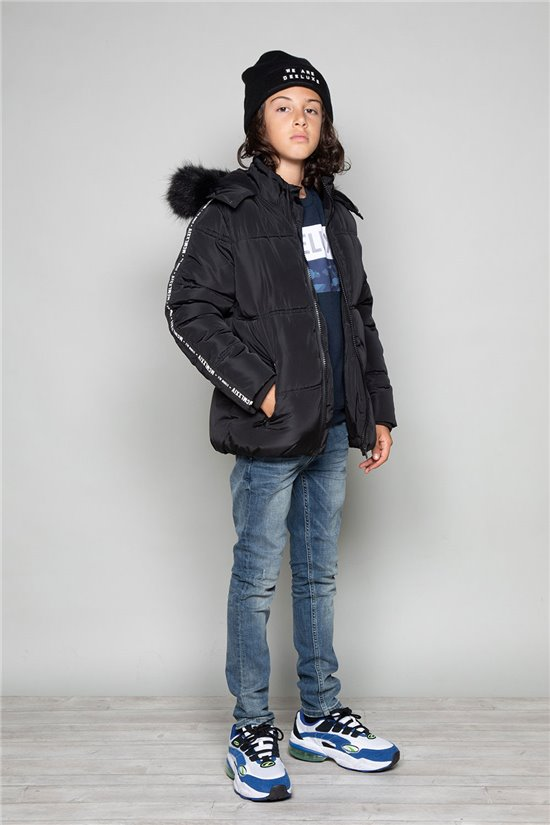 Puffy Jacket Puffy Jacket ICEBORD Boy W19612B (48618) - DEELUXE-SHOP