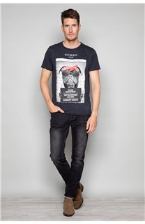 T-shirt BANDI Man W19190 (48649) - DEELUXE-SHOP