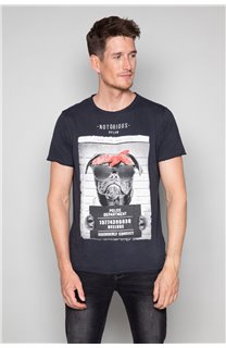 T-shirt BANDI Man W19190 (48650) - DEELUXE-SHOP
