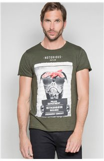 T-shirt BANDI Man W19190 (48653) - DEELUXE-SHOP