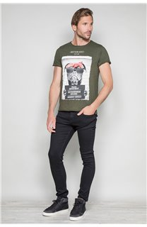 T-shirt BANDI Man W19190 (48654) - DEELUXE-SHOP