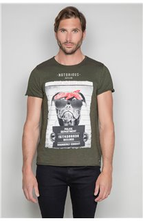 T-shirt BANDI Man W19190 (48655) - DEELUXE-SHOP