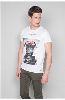 T-shirt BANDI Man W19190 (48658) - DEELUXE-SHOP