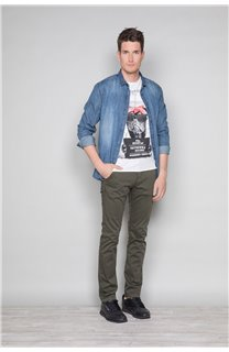 T-shirt BANDI Man W19190 (48659) - DEELUXE-SHOP
