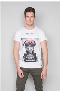 T-shirt BANDI Man W19190 (48660) - DEELUXE-SHOP
