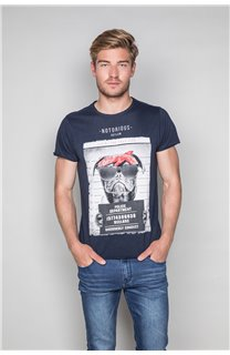 T-shirt BANDI Man W19190 (48663) - DEELUXE-SHOP