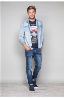 T-shirt BANDI Man W19190 (48664) - DEELUXE-SHOP