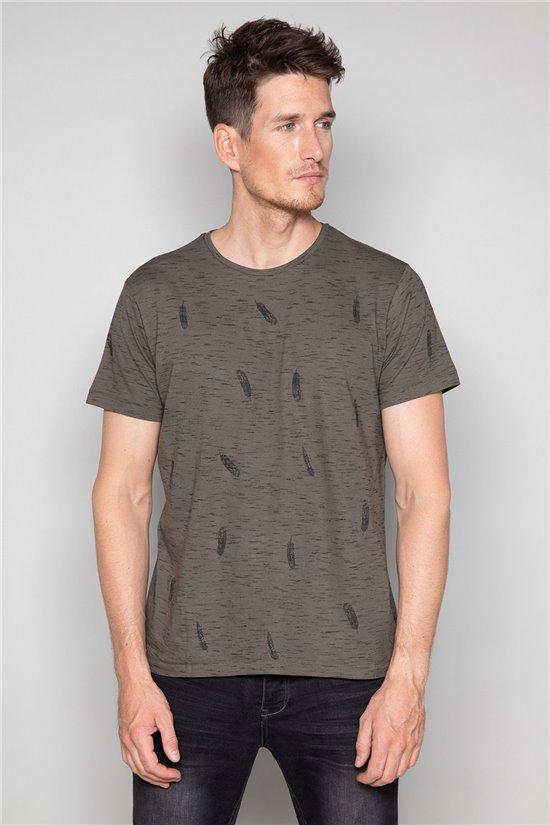 T-shirt T-shirt FIZ Man W19172 (48673) - DEELUXE-SHOP