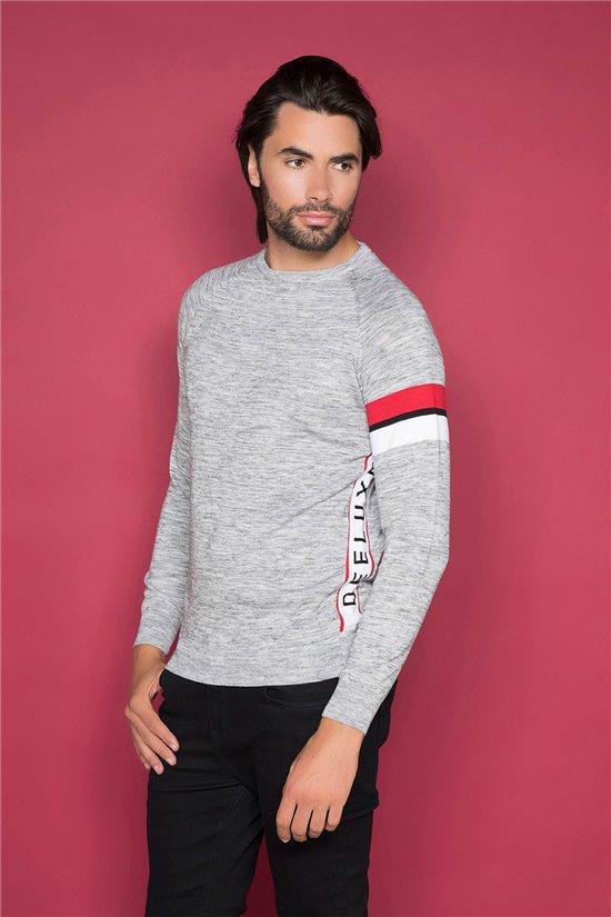 Sweater Sweater BERGEN Man W19315 (48688) - DEELUXE-SHOP