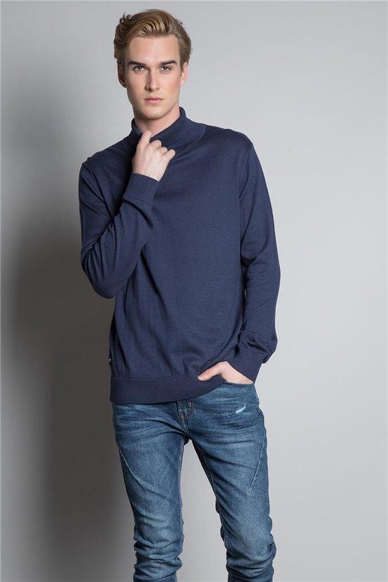 Sweater ROLLUP Man W19319 (48733) - DEELUXE-SHOP