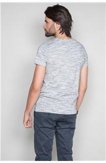 T-shirt T-shirt TILDEN Man W19177 (48765) - DEELUXE-SHOP