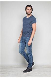T-shirt T-shirt TILDEN Man W19177 (48768) - DEELUXE-SHOP