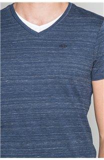 T-shirt T-shirt TILDEN Man W19177 (48771) - DEELUXE-SHOP