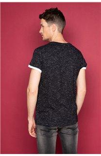 T-shirt SHAMSON Man W19195 (48780) - DEELUXE-SHOP