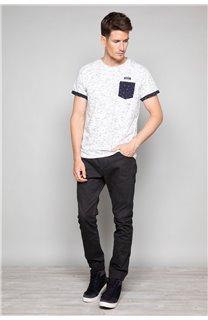 T-shirt SHAMSON Man W19195 (48783) - DEELUXE-SHOP