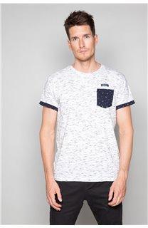 T-shirt SHAMSON Man W19195 (48784) - DEELUXE-SHOP
