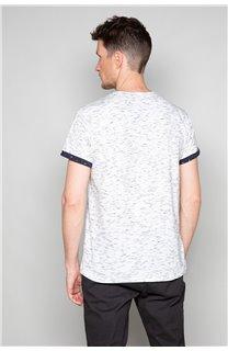 T-shirt SHAMSON Man W19195 (48785) - DEELUXE-SHOP