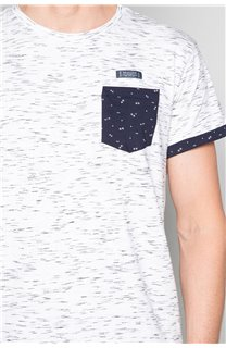 T-shirt SHAMSON Man W19195 (48786) - DEELUXE-SHOP
