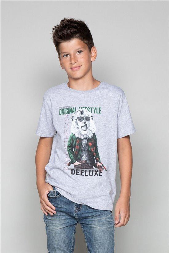 T-shirt CLASSY Boy W19155B (48807) - DEELUXE-SHOP