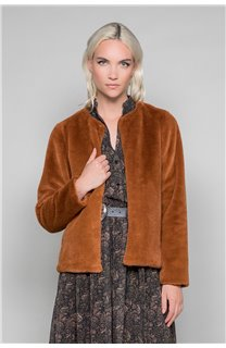 Manteau MOLLY Woman W19607W (48822) - DEELUXE-SHOP