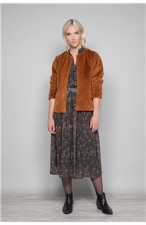 Manteau MOLLY Woman W19607W (48823) - DEELUXE-SHOP