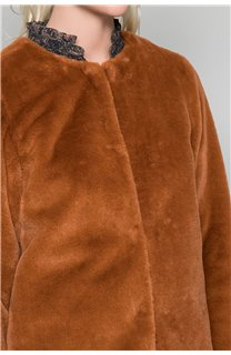 Manteau MOLLY Woman W19607W (48826) - DEELUXE-SHOP