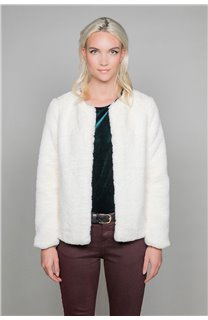 Manteau MOLLY Woman W19607W (48829) - DEELUXE-SHOP
