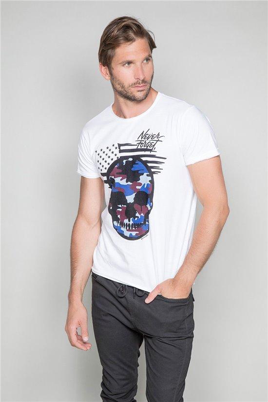T-shirt SKULLMAN Homme Deeluxe