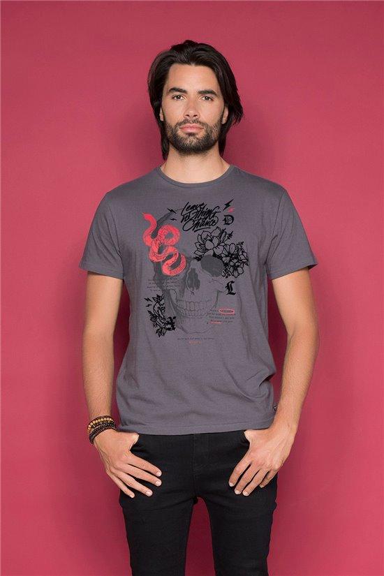 T-shirt VANITAS Man W19139 (48847) - DEELUXE-SHOP