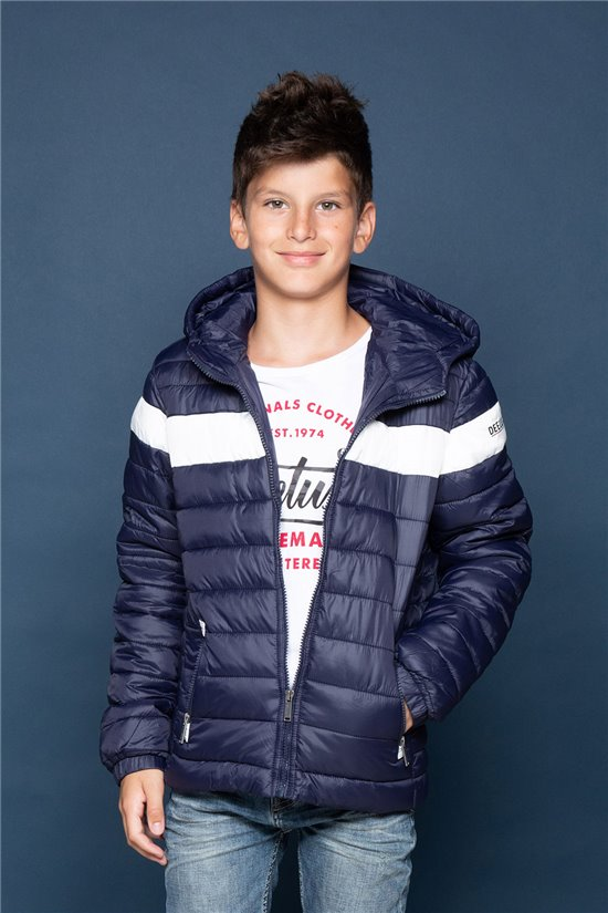 Puffy Jacket Puffy Jacket ALPY Boy W19662B (48918) - DEELUXE-SHOP